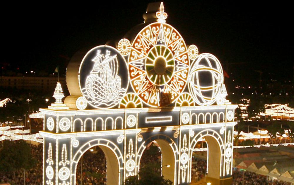 Feira de Sevilha 2016