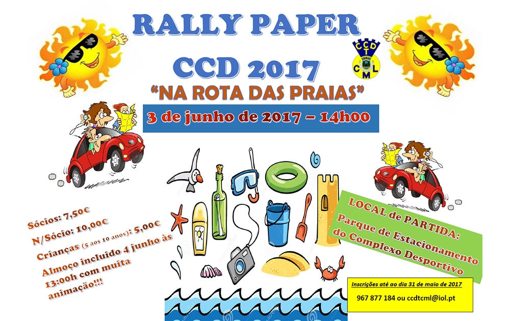 RALLY PAPER CCD 2017