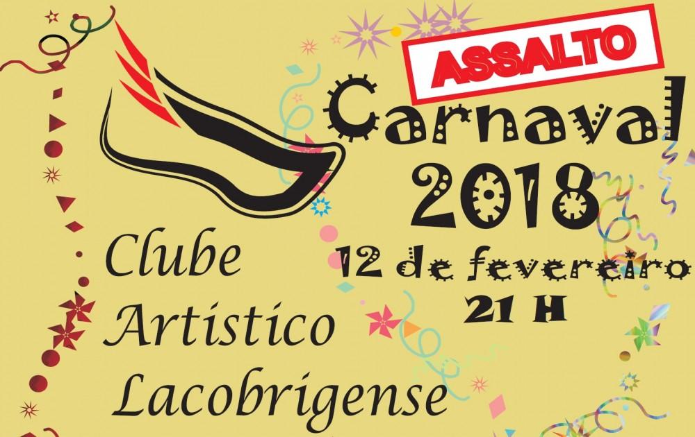 Assalto de Carnaval 2018