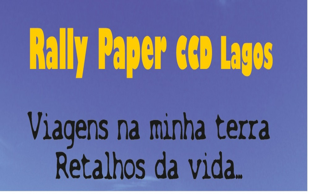 RALLY PAPER CCD LAGOS