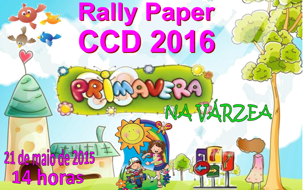 RALLY PAPER CCD 2016