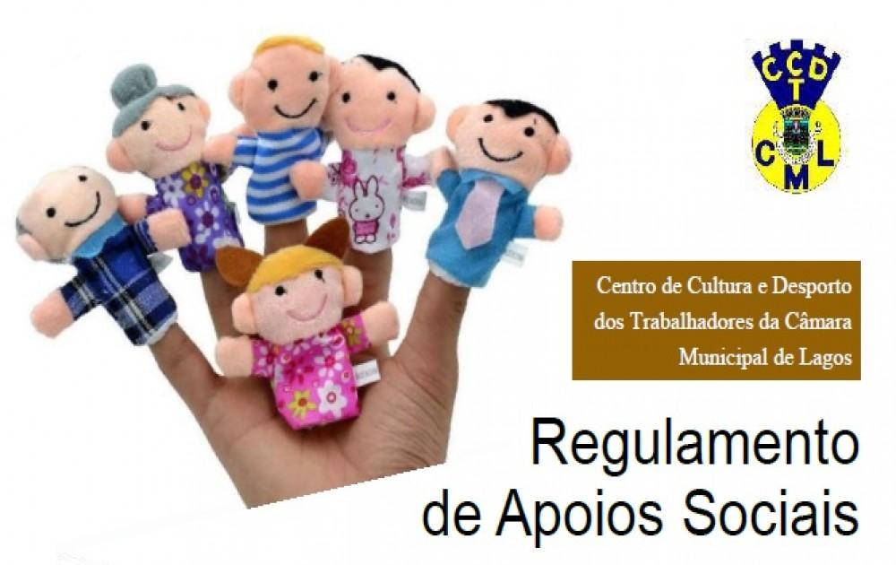 Regulamento de Apoios Sociais