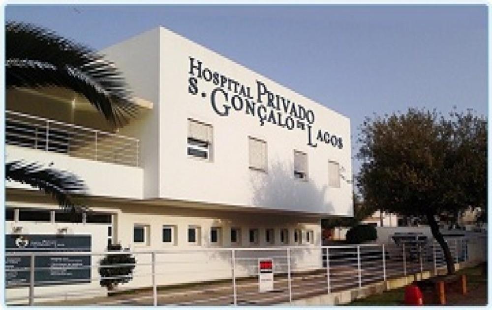 Hospital S. Gonçalo de Lagos